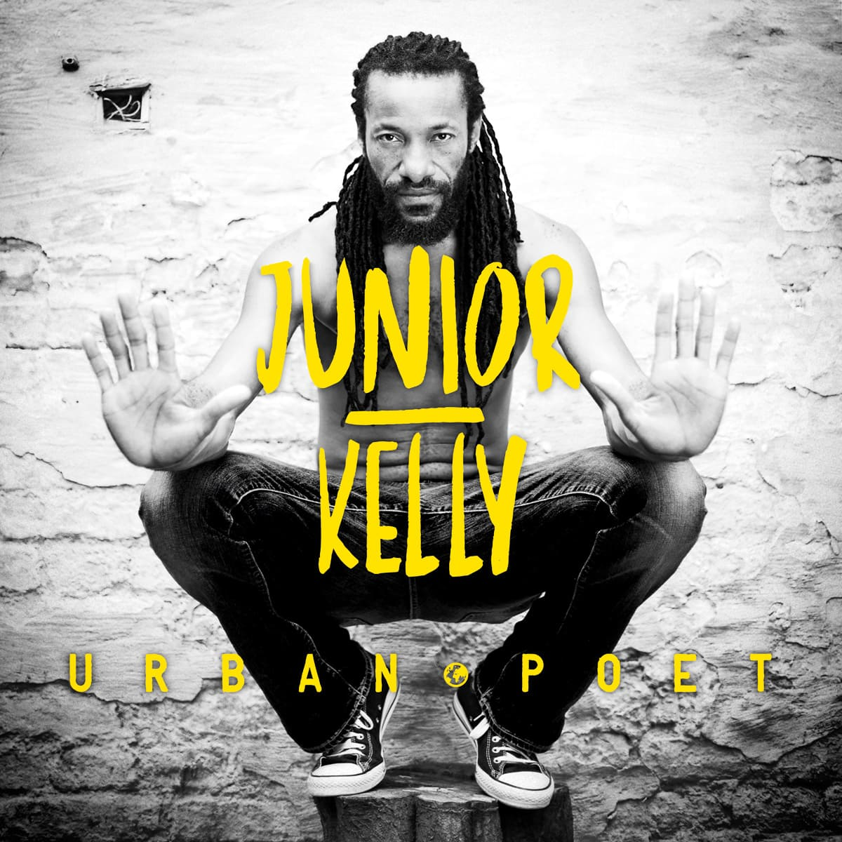 Junior Kelly Urban Poet Reggae Musiker