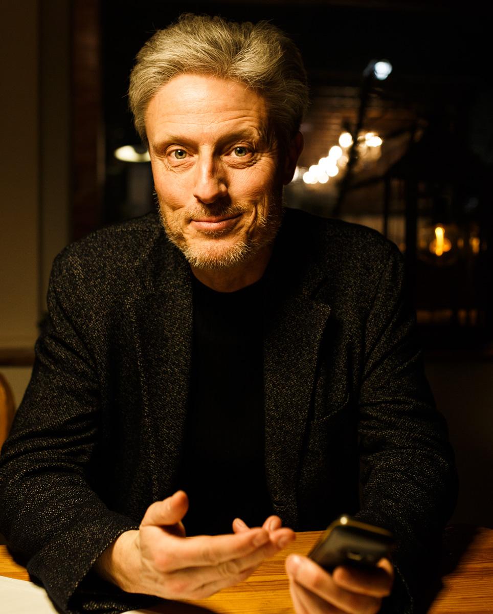 Kabarettist Florian Scheuba